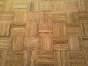 fingerblock mosaic flooring