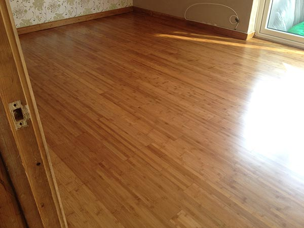 Refinishing Bamboo Floors | How To Sand A Floor