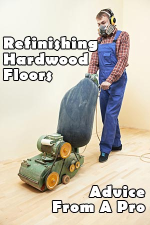 refinishing hardwood floors top
