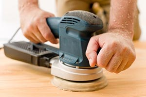 Dragging Its Heals, In Fourth Place We Have The Handheld Random Orbital  Sander!